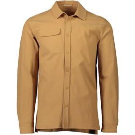POC Rouse Maglietta a maniche lunghe, marrone